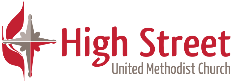 High Street United Methodist Church logo